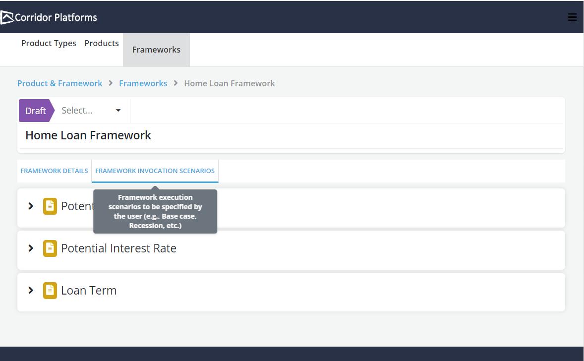 Products & Frameworks